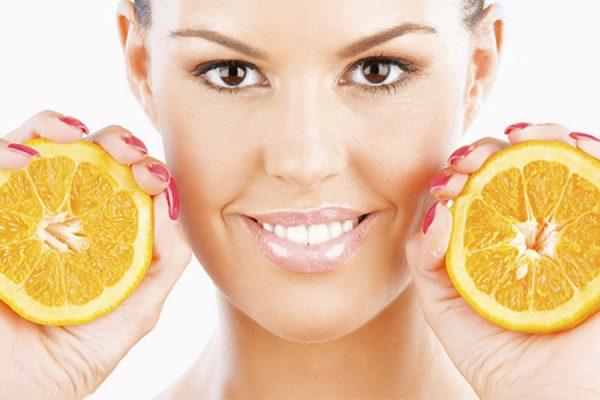 Gyümölcssavas (AHA) bőrmegújítás